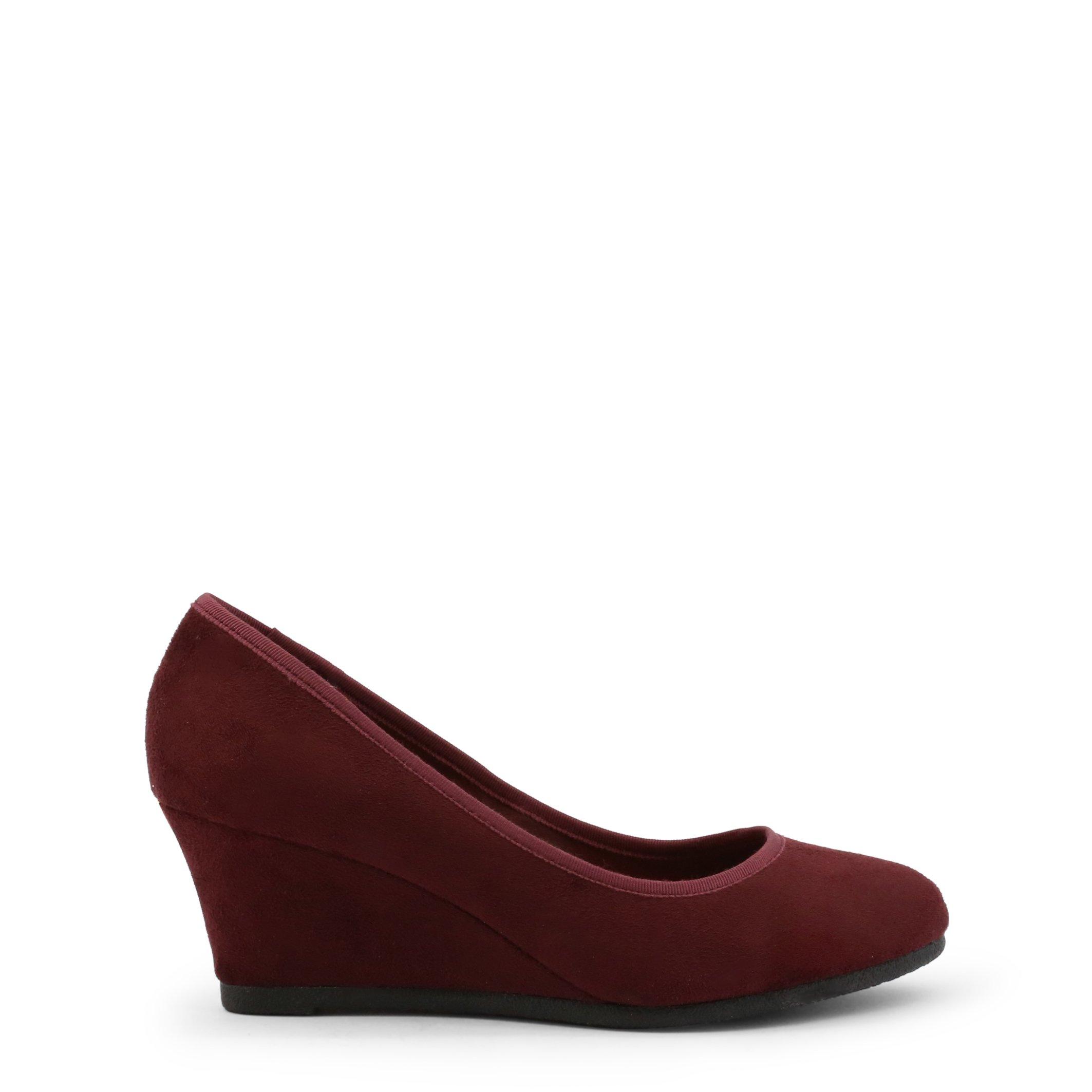 Roccobarocco Women's Heel Brown RBSC1JH01 - red EU 35