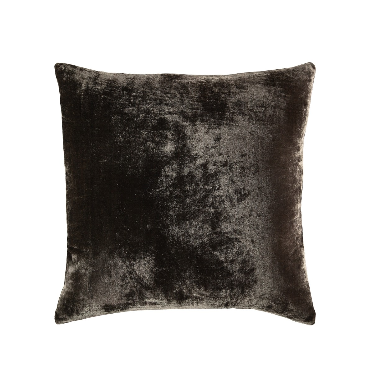 William Yeoward  Paddy Velvet Cushion Espresso