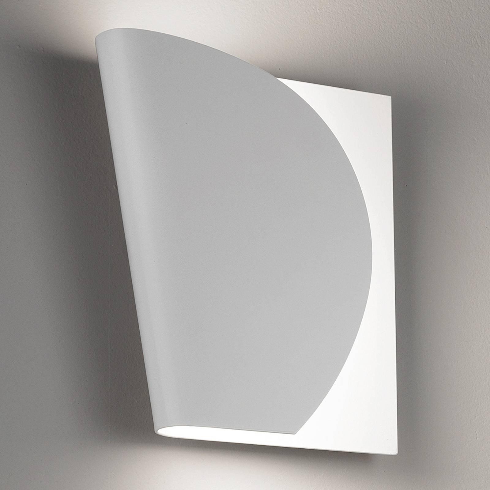 Dreibar designvegglampe Turn Me med LEDs