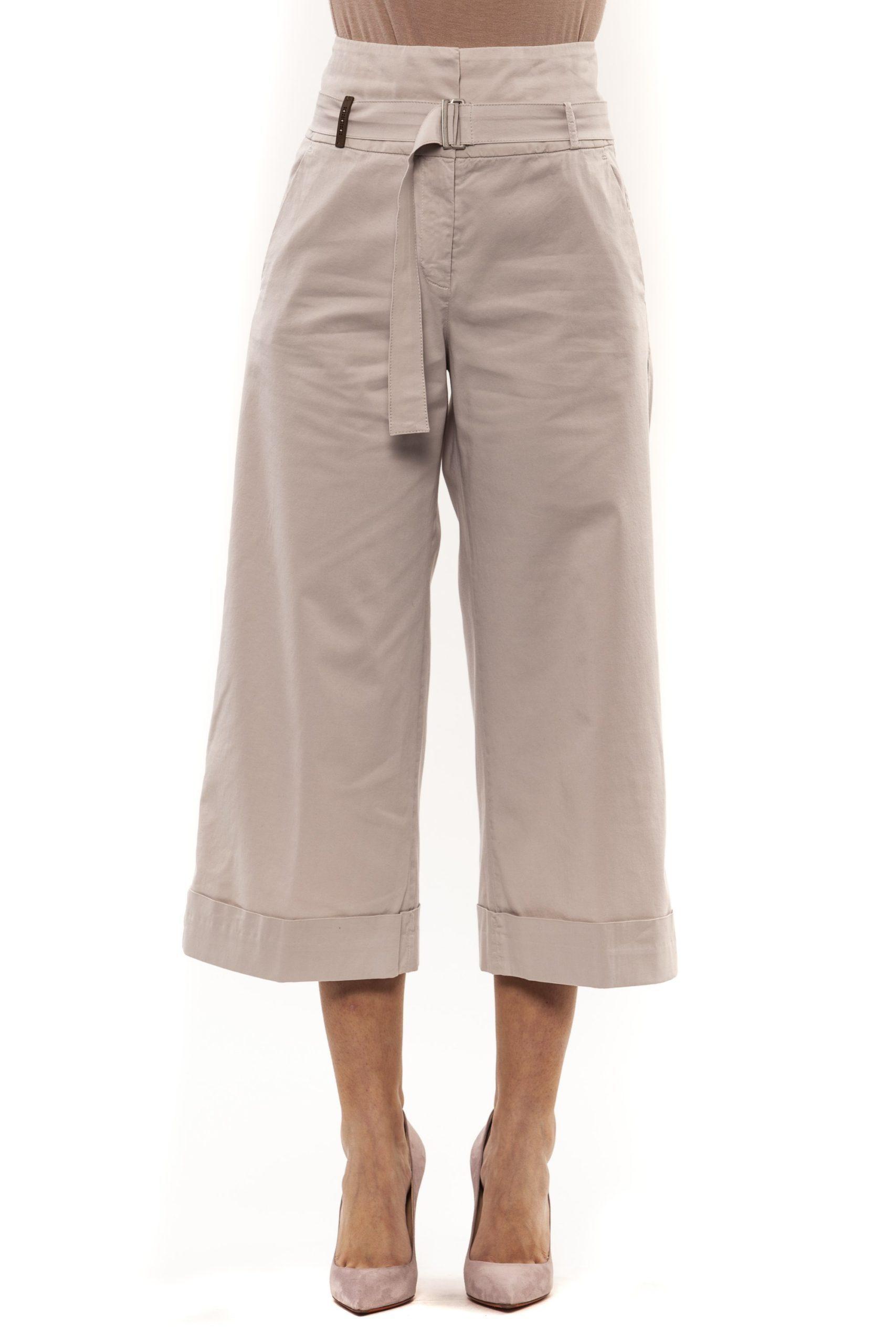 Beige Jeans & Pant - IT42 | S