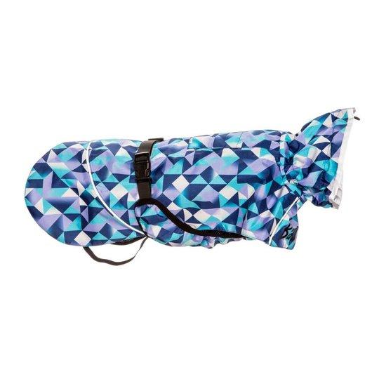 Basic Oceanic Regnjacka Grafiskt Blå (25 cm)