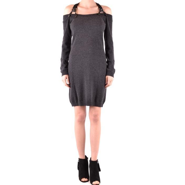Moschino Women's Dress Grey 166607 - grey 40