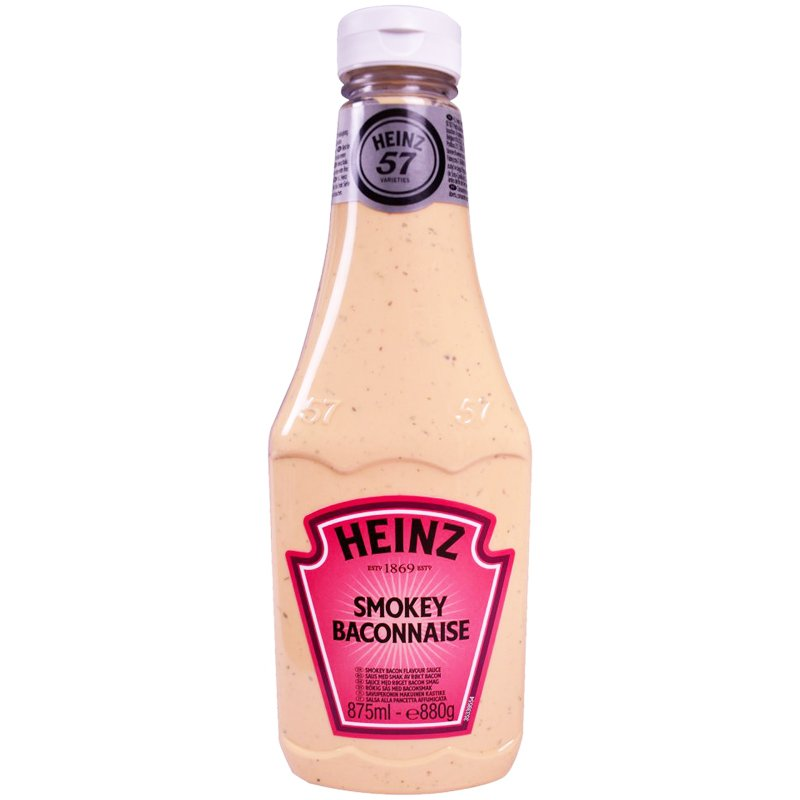Smokey Baconnaise Kastike - 65% alennus