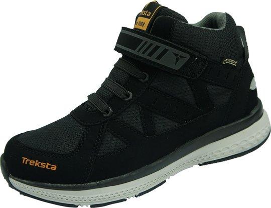 Treksta Trail Mid Jr GTX Sneaker, Black 24
