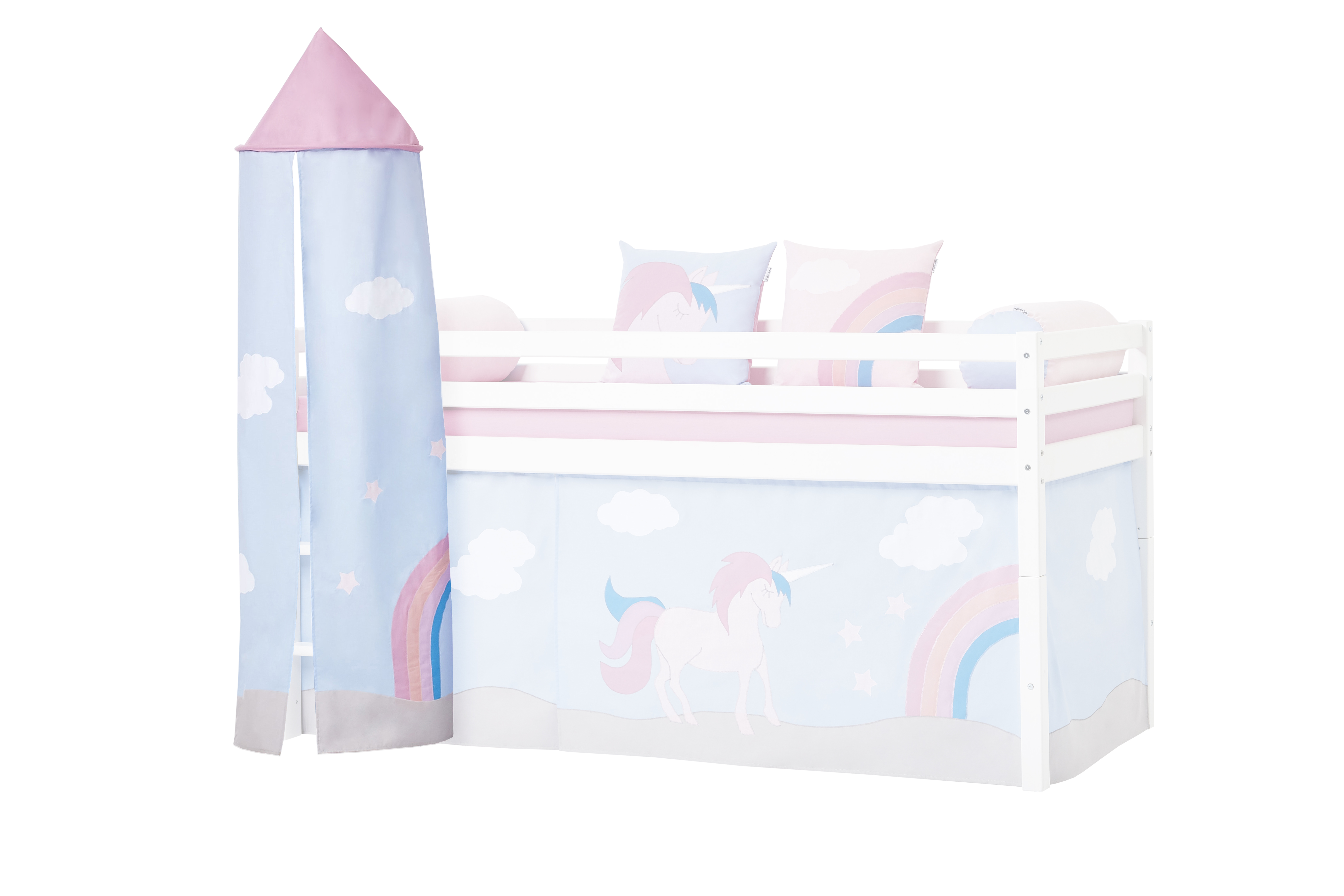Hoppekids - Tower To Bed - Unicorn