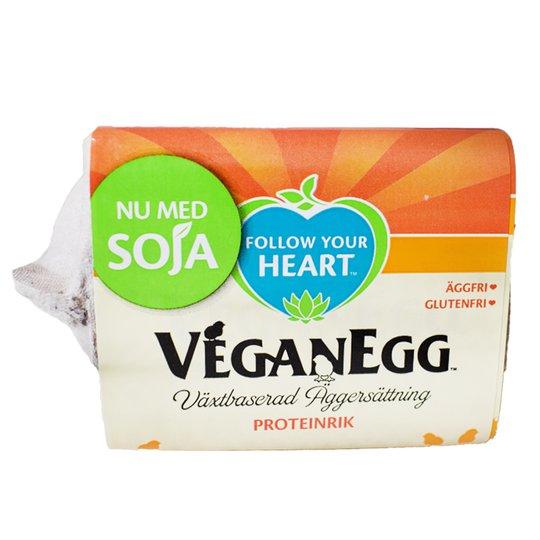 """Äggersättningspulver """"VeganEgg"""" 114g - 54% rabatt"""