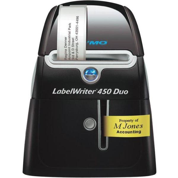DYMO LabelWriter 450 Duo Etikettskriver
