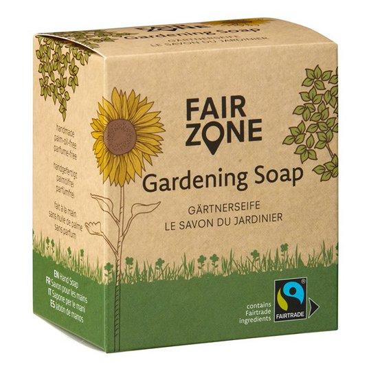 Fair Zone Rättvisemärkt Trädgårdstvål, 160 g