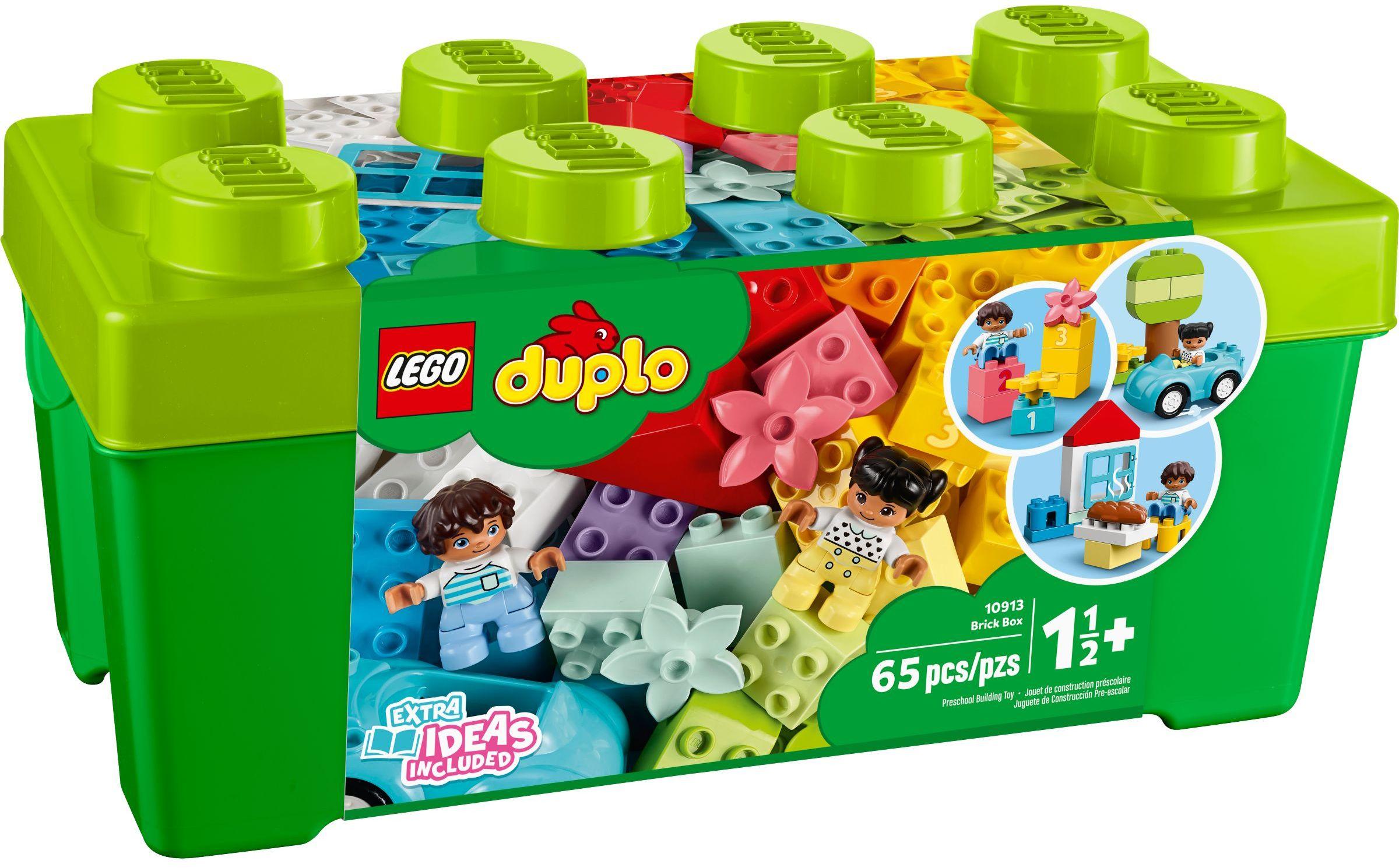 LEGO DUPLO - Brick Box (10913)