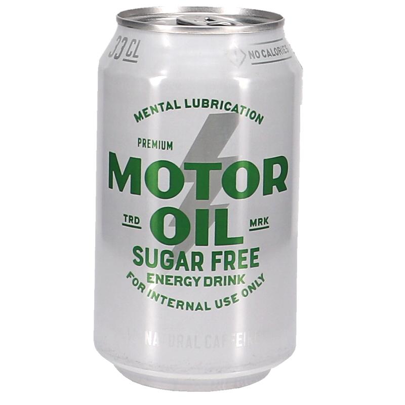 Energiajuoma Motor Oil Sokeriton - 36% alennus