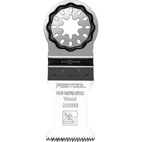 Festool HSB 50/35/J/OSC/5 Puusahanterä 5-pakkaus