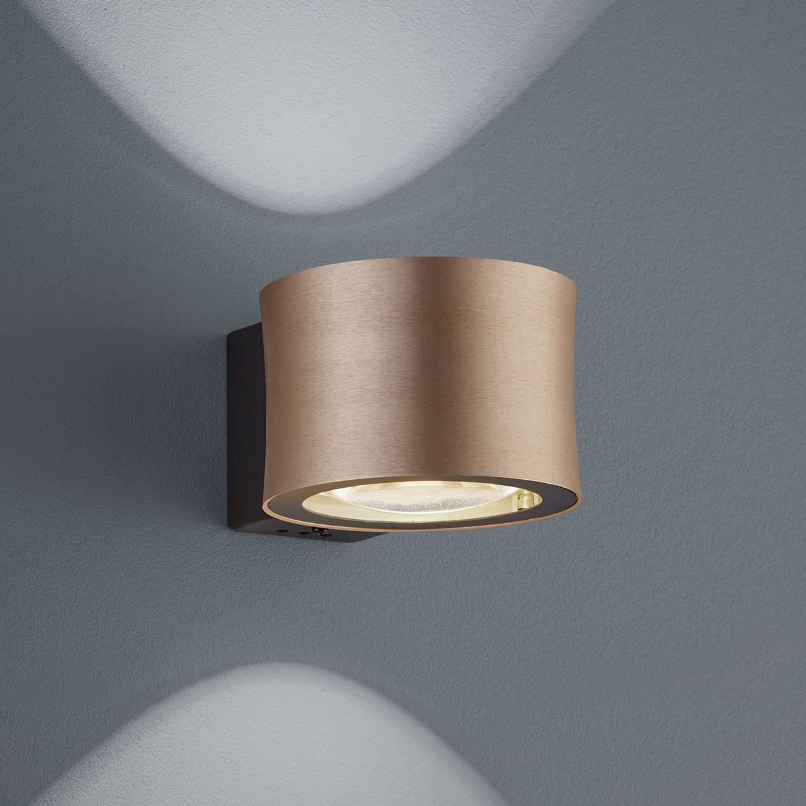 BANKAMP Impulse LED-vegglampe