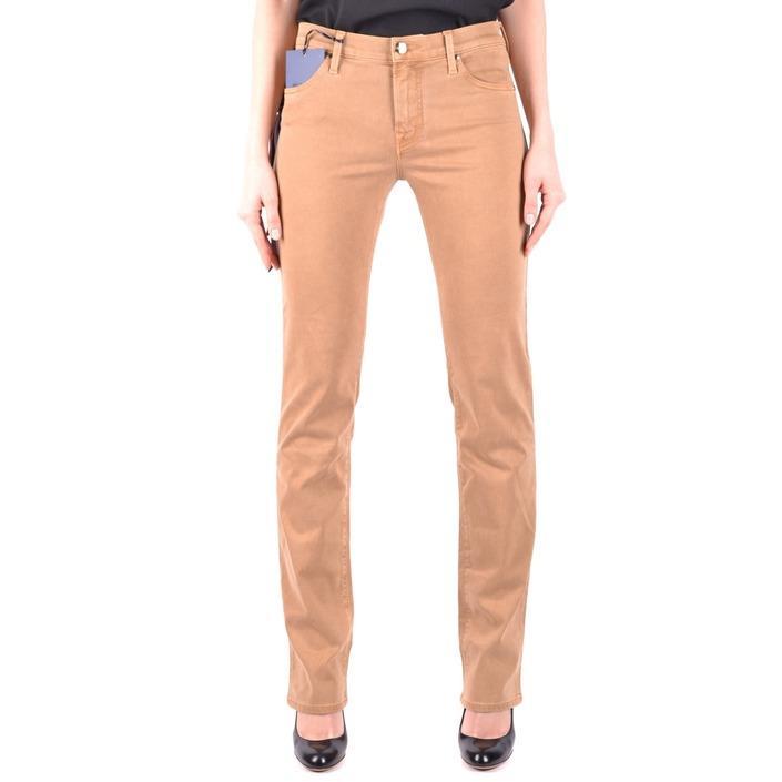 Jacob Cohen Women's Jeans Camel 162427 - camel 29
