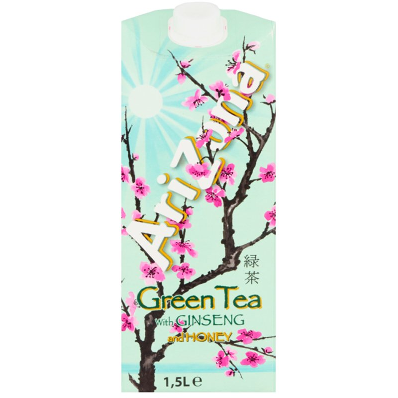 Vihreä Tee Hunaja 1,5l - 50% alennus