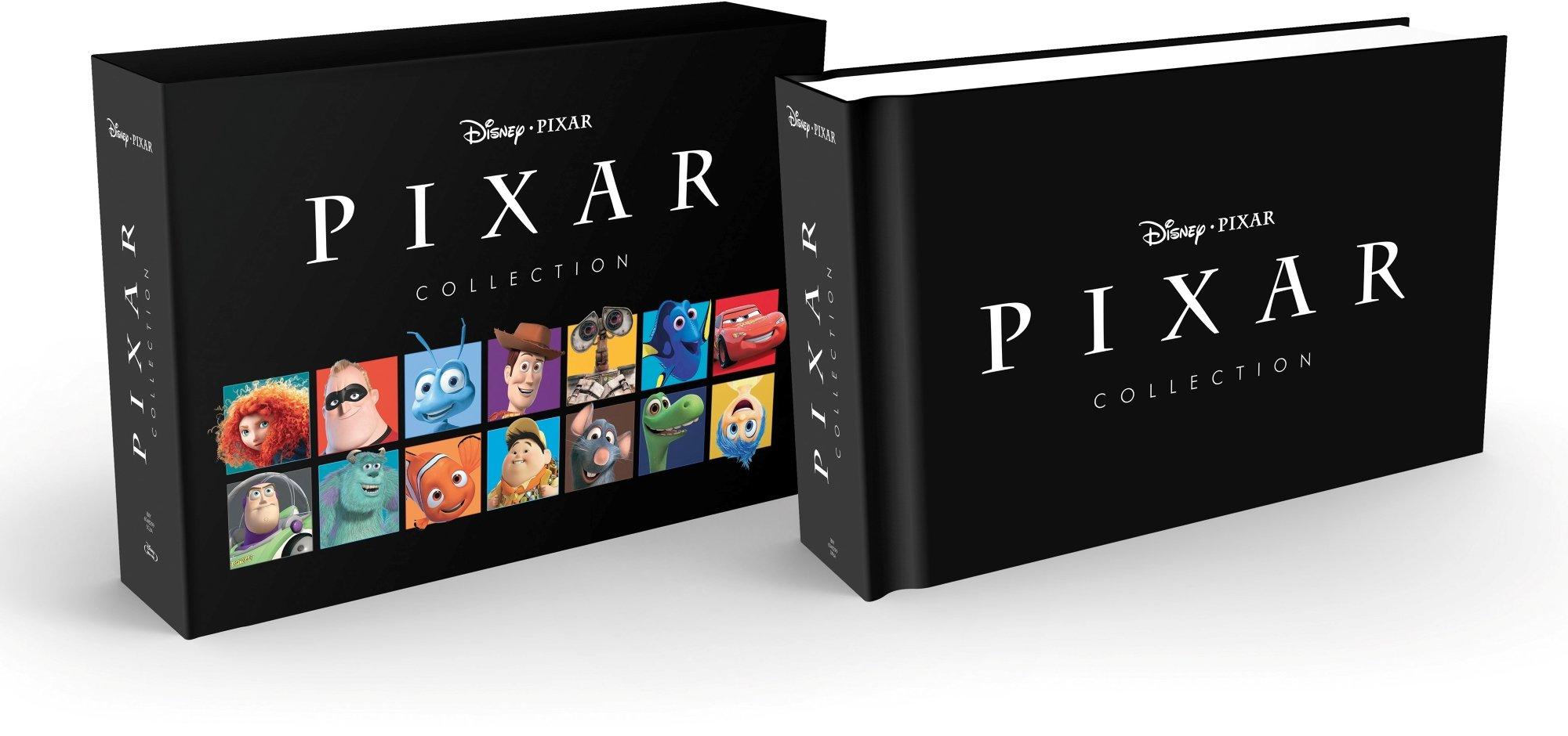 Disney Pixar Collection (Blu-ray)