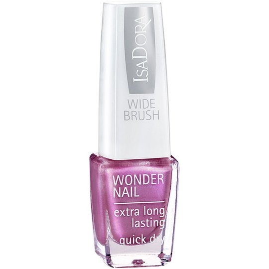 IsaDora Wonder Nail, Icy Purple, 6 ml IsaDora Violetti & Sininen