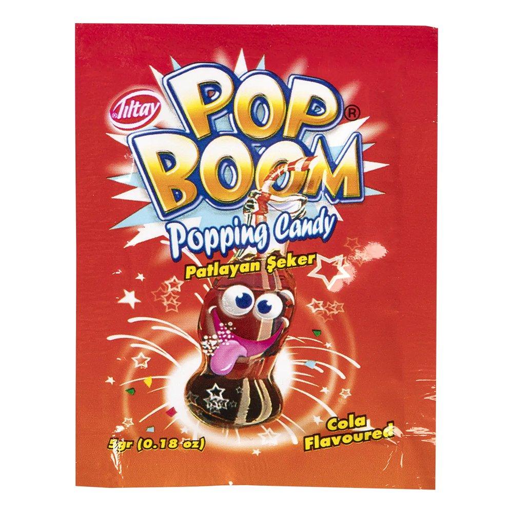 Pop Boom Cola - 1-pack