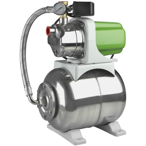 Eurom Flow HG1200R Pumpeautomat