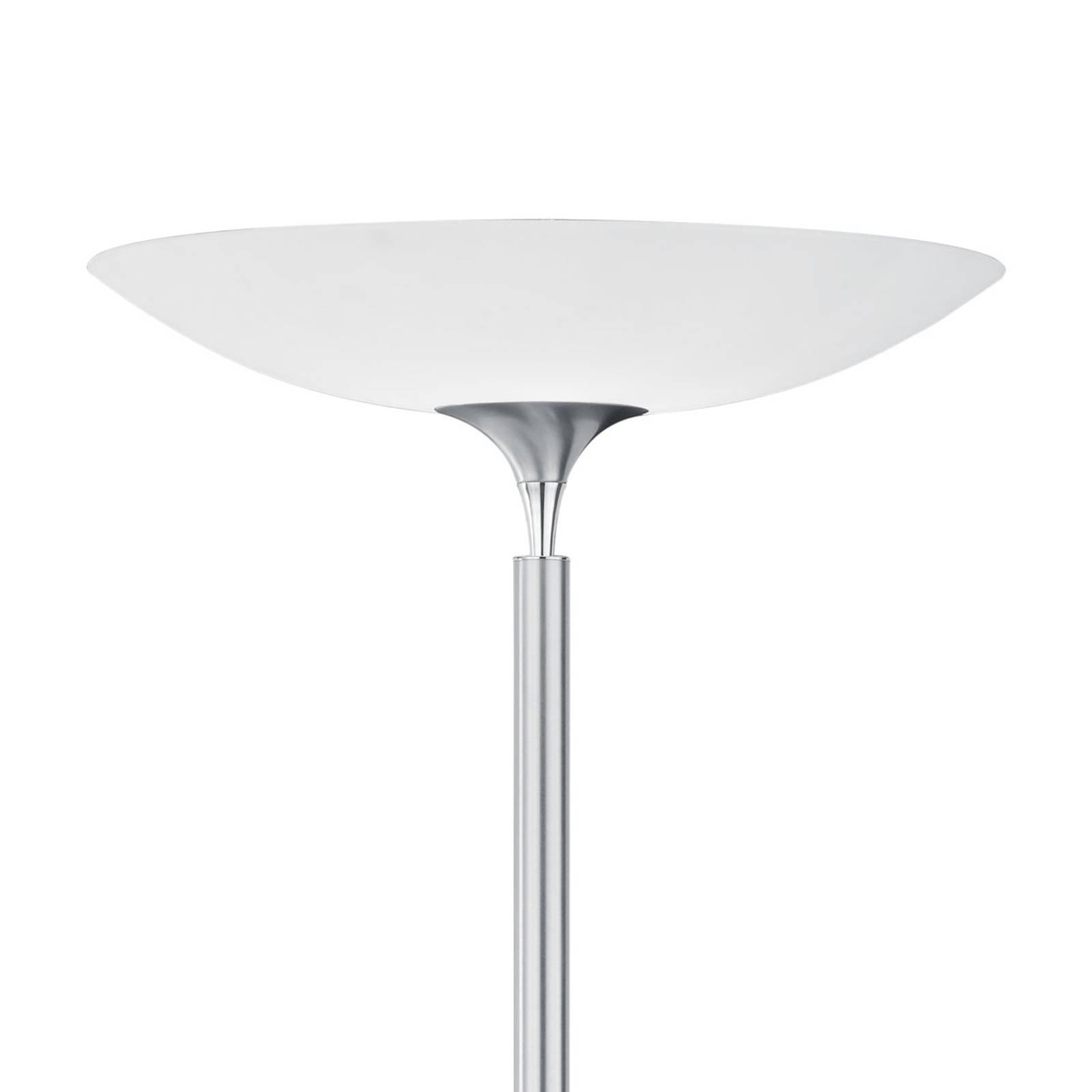 BANKAMP Opera LED-uplight tastedimmer, nikkel