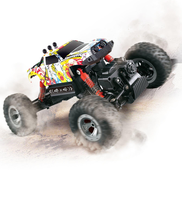 High Speed R/C ATV Car 1:16 (95-IT-55105)