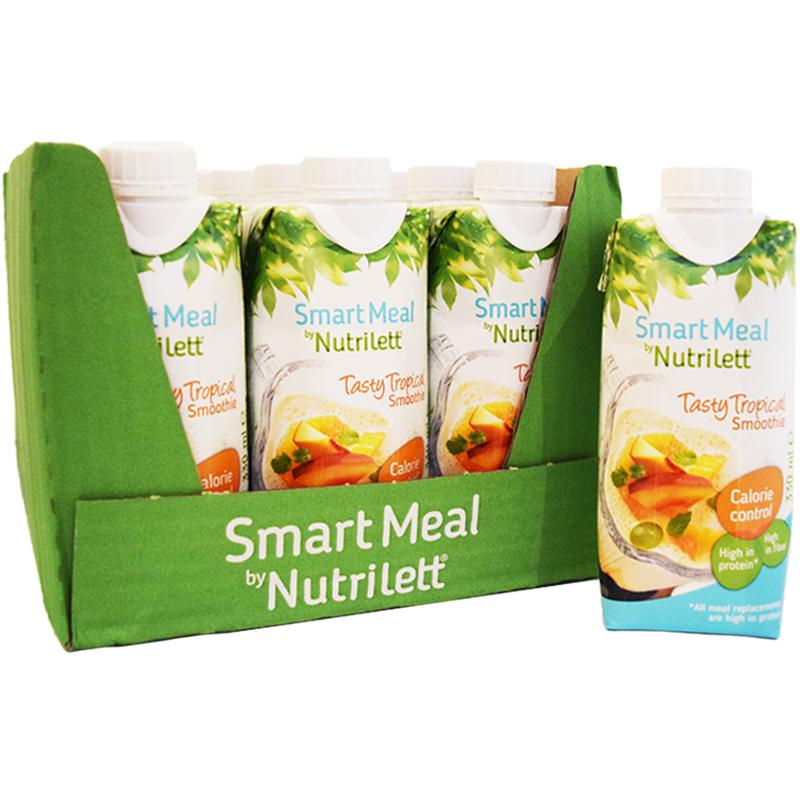 Måltidsersättningsshake Tasty Tropical 12-pack - 33% rabatt