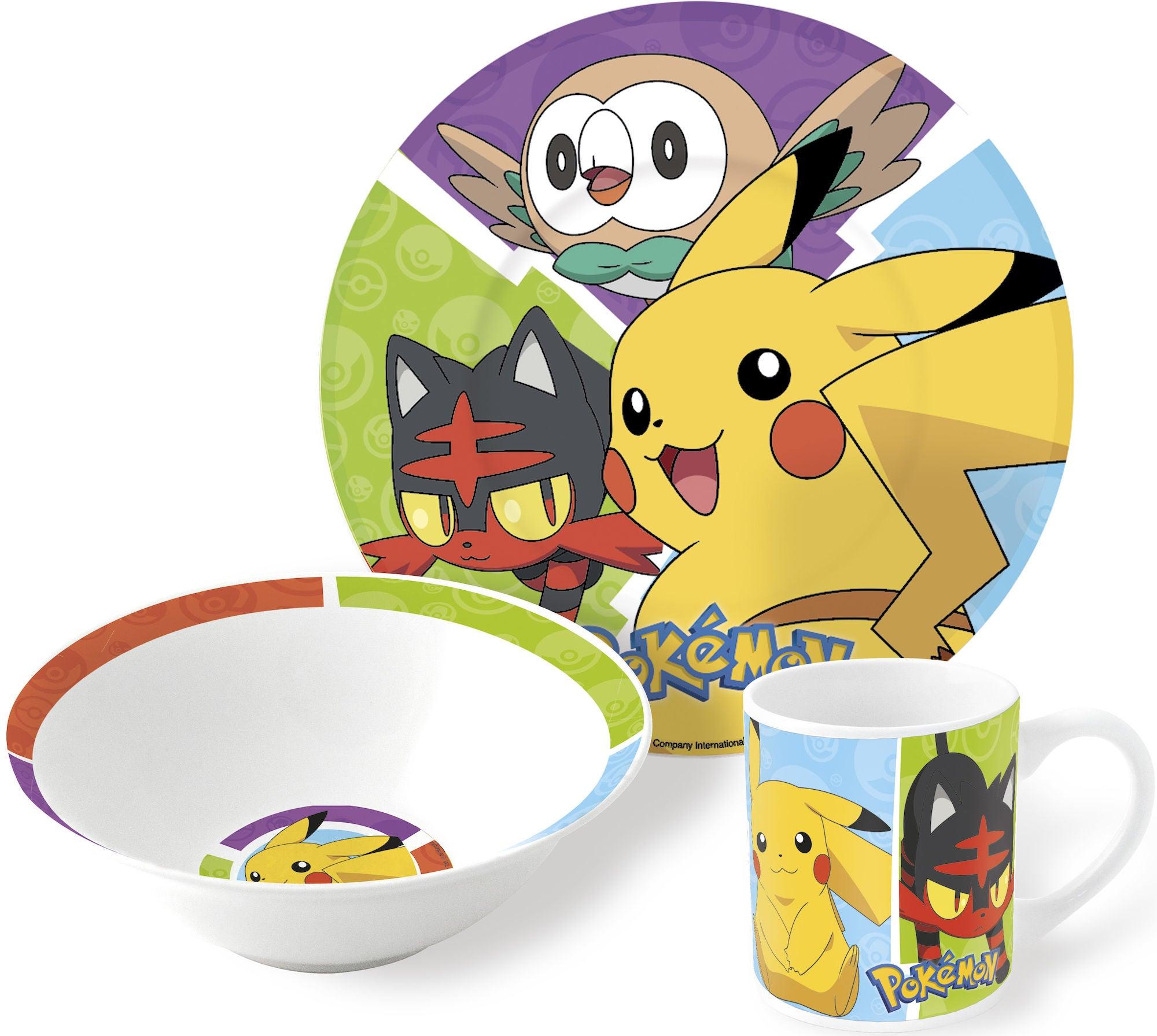 Pokémon Matset i Keramik