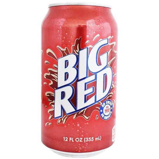 """Läsk """"Big Red"""" 355ml - 60% rabatt"""