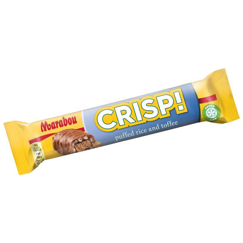 Suklaapatukka Crisp - 13% alennus