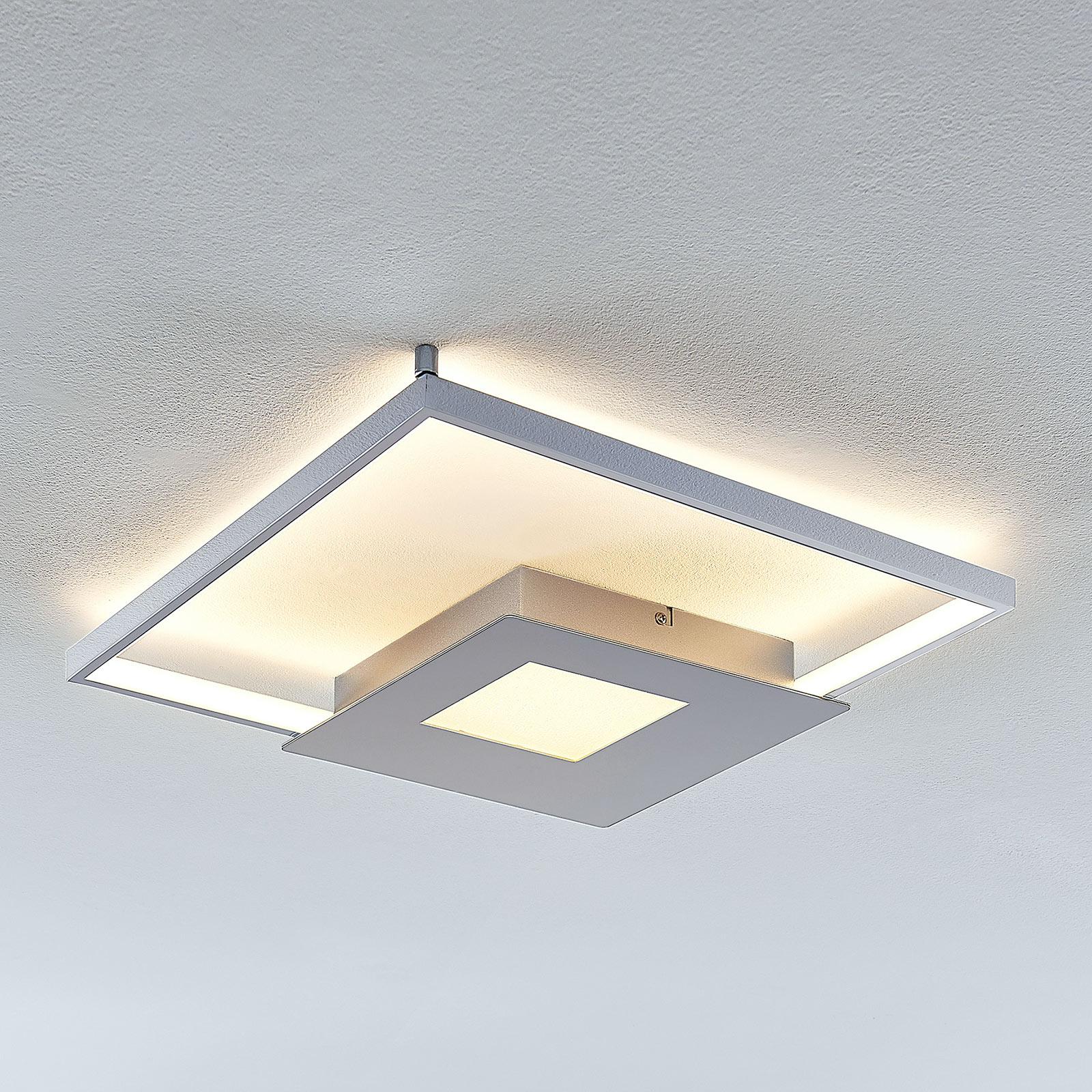 LED-kattovalaisin Anays, kulmikas, 42 cm