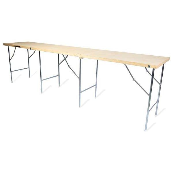 Laggo 360 Tapetbord 3-delt, 60x297 cm Høyde: 85 cm