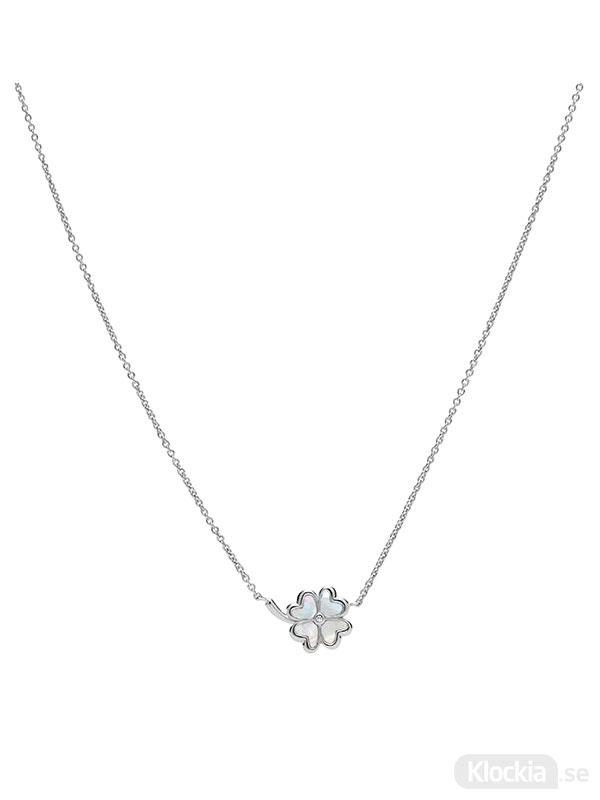 FOSSIL Halsband Sterling Silver JFS00543040 - Damsmycke