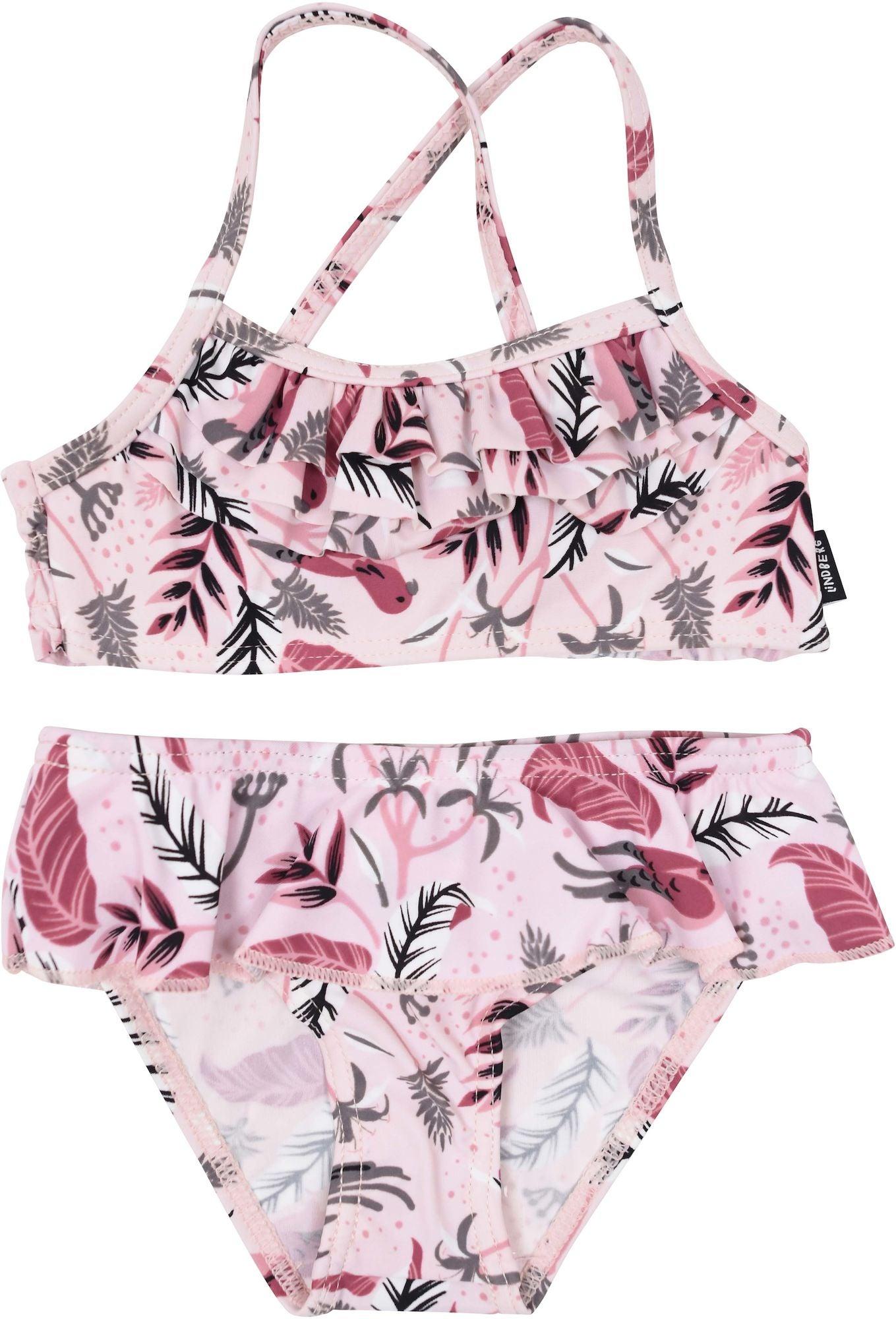 Lindberg Allie Bikini UPF50+, Pink, 98/104