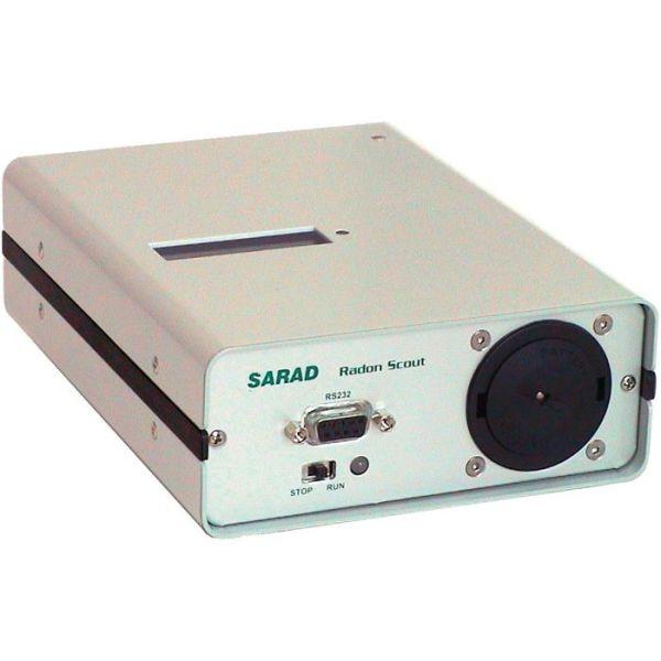 Sarad Radon Scout Plus Radonmittari