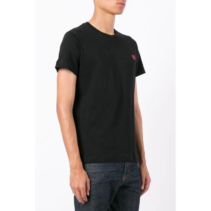 Diesel Men's T-Shirt Black 271449 - black S