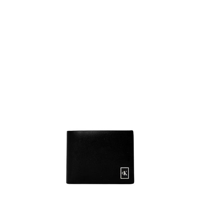 Calvin Klein Jeans Men's Wallet Black 285746 - black UNICA