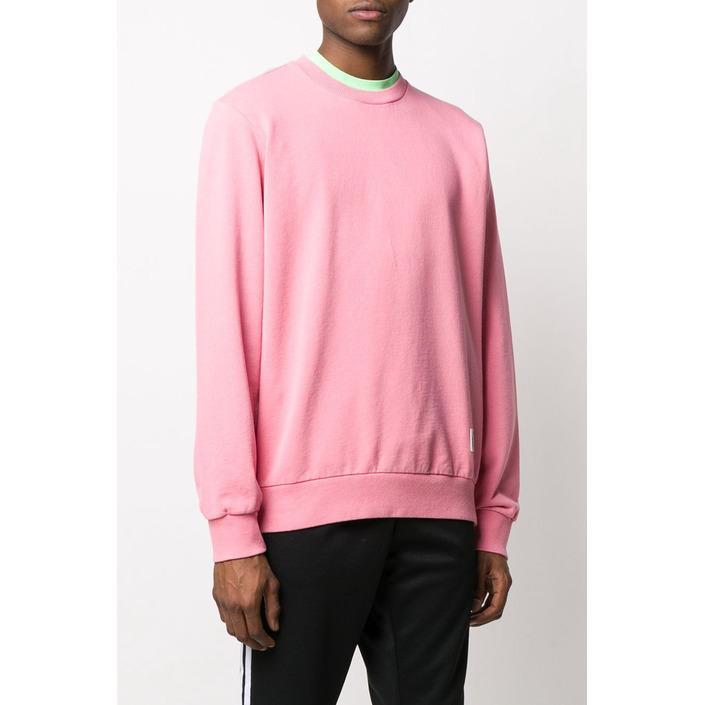 Diesel Men's Sweatshirt Pink 294140 - pink S