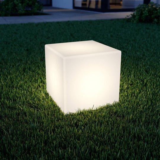 LED-valaisin Ziva, valkoinen