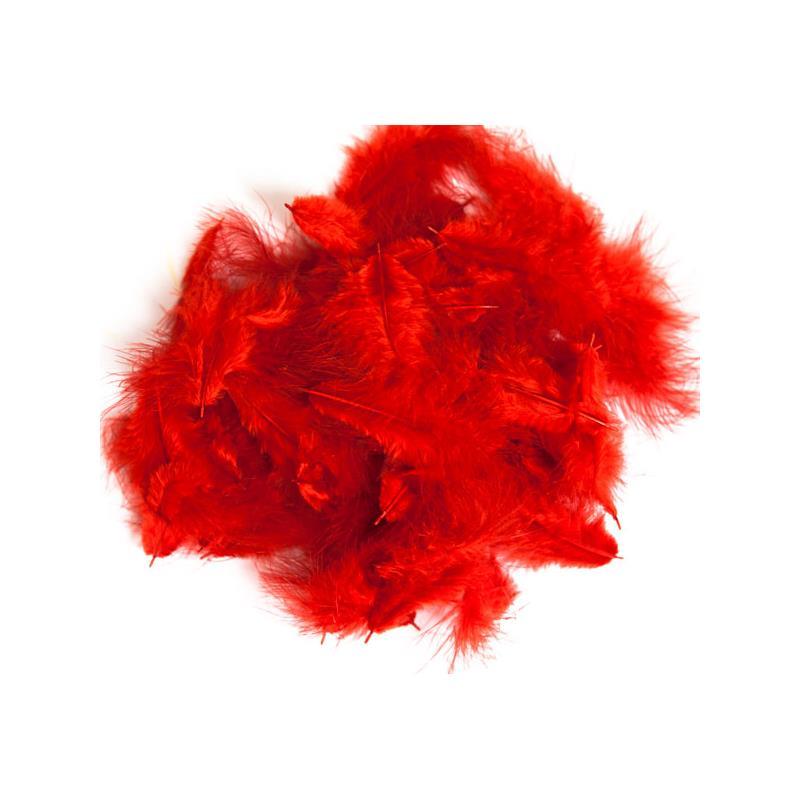 Mini-Marabou - Red Wapsi
