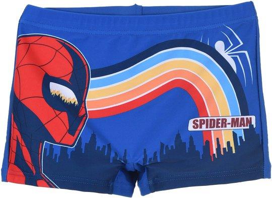 Marvel Spider-Man Badebukse, Blue, 3 År