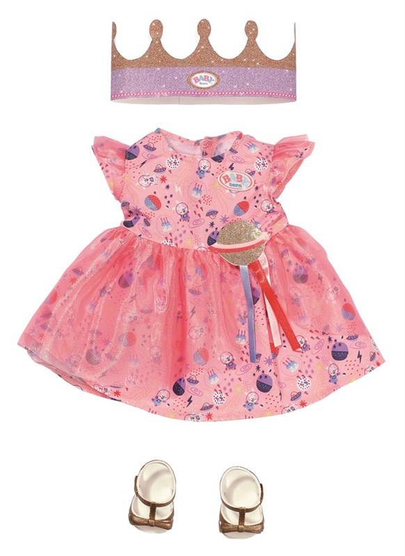 BABY born - Deluxe Happy Birthday Set 43cm (830789)