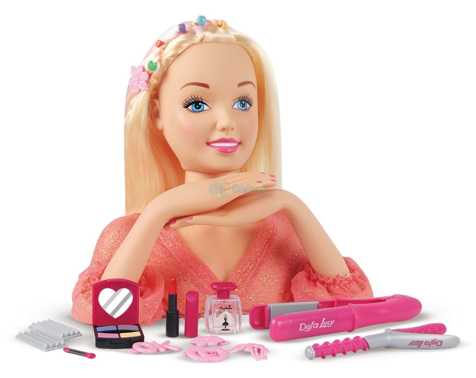 Judith - Make-Up Styling Dollhead (61190)