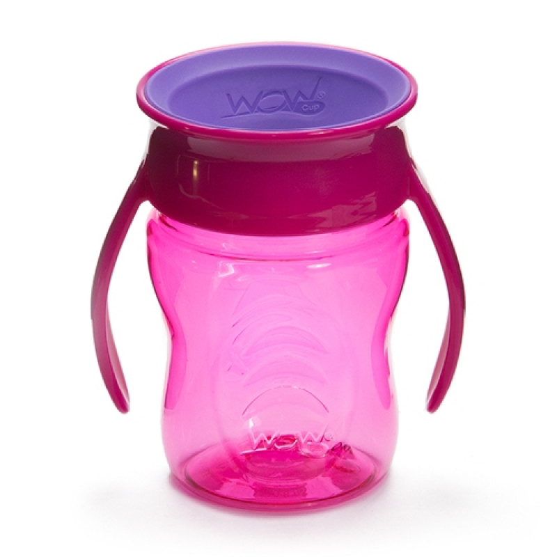 WOW - Cup Baby - Pink Tritan