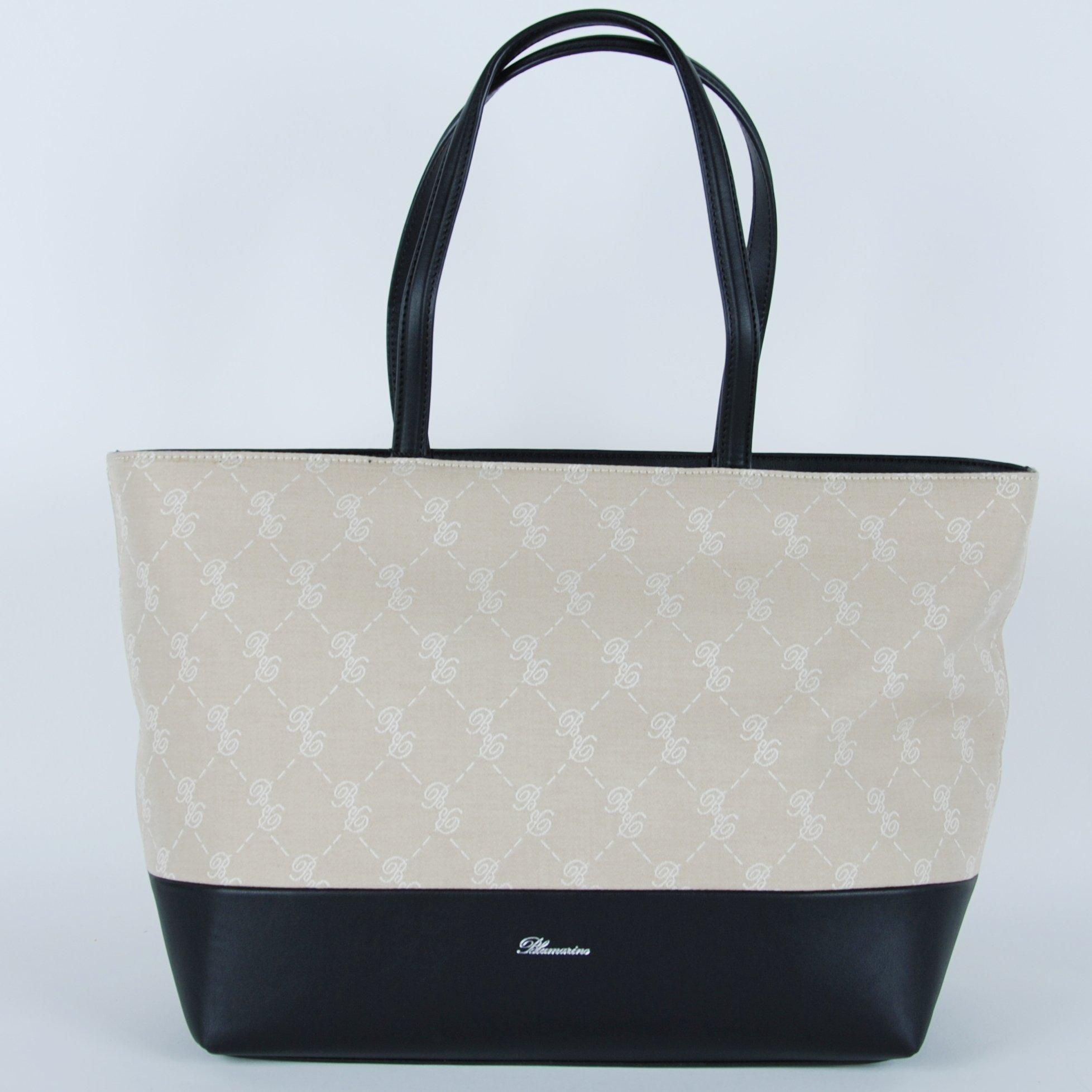 Blumarine Women's Shopping Bag Black BL1421484