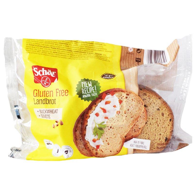 Maalaisleipä Gluteeniton 240g - 55% alennus