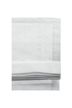 Ebba Liftgardin Optical White 90 x 180 cm