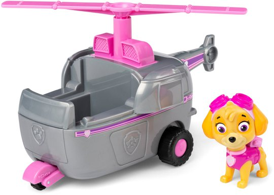 Paw Patrol Skye med Helikopter