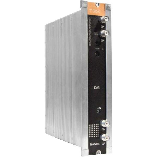 Televes 5575 Bredbåndsforsterker for 46–860 MHz