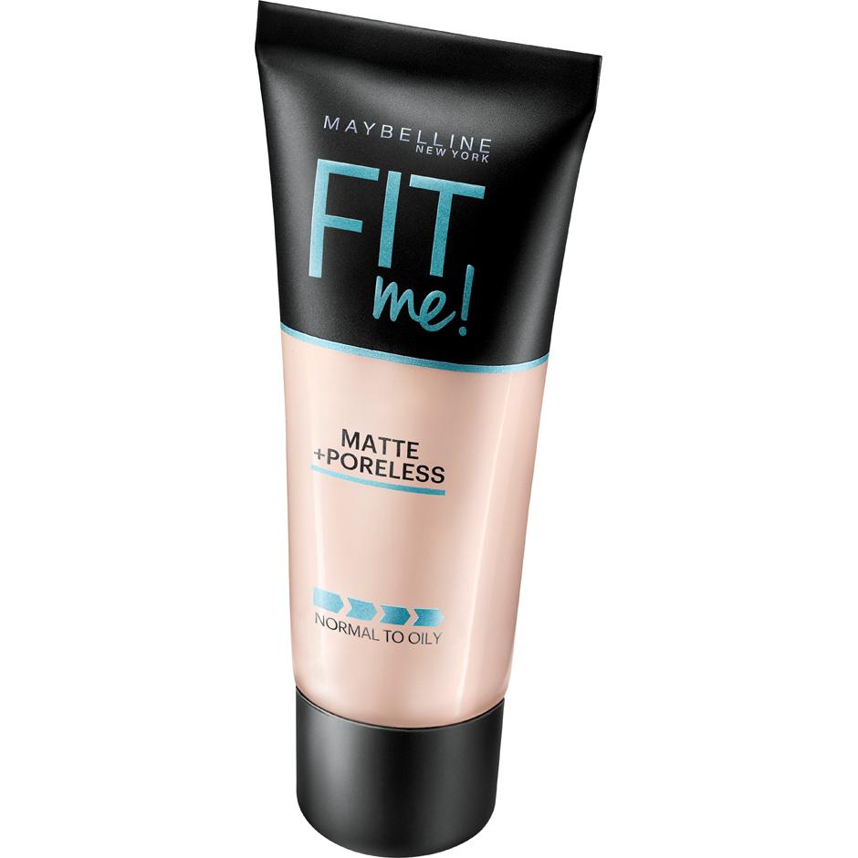Maybelline - Fit Me Matte + Poreless Foundation - 350 Caramel