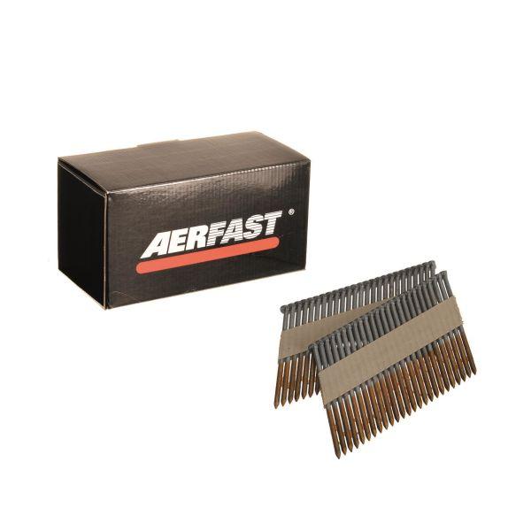 Aerfast AN60007 Spiker glatt VFZ, tettb. 28 °, 600-pakning 2,8 x 65 mm