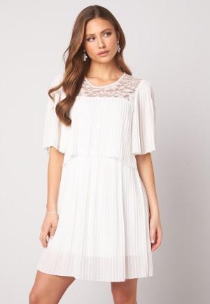 Happy Holly Jannica short dress White 36/38